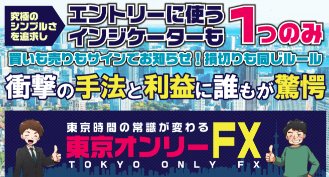 東京オンリーFXの検証結果(4月16日~20日まで)
