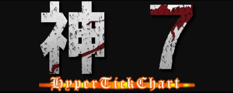 エクセルを使うスキャルピング専用ツールHyperTickChart 「神7」のレビュー