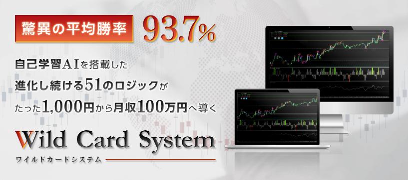 WildCardSystem(ワイルドカードシステム)【評価とレビュー】